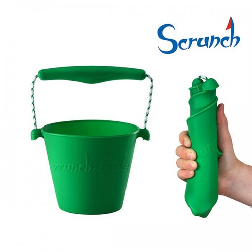 Scrunch Bucket - Grøn