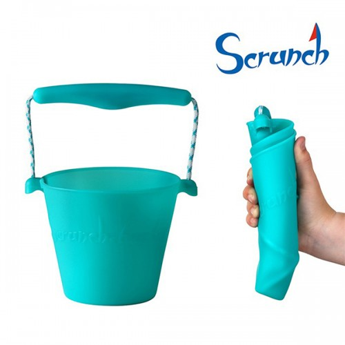Scrunch Bucket - Turkis