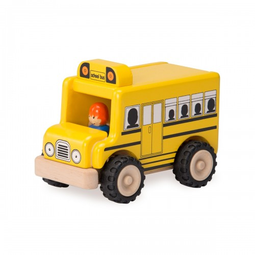 Wonderworld mini skolebus
